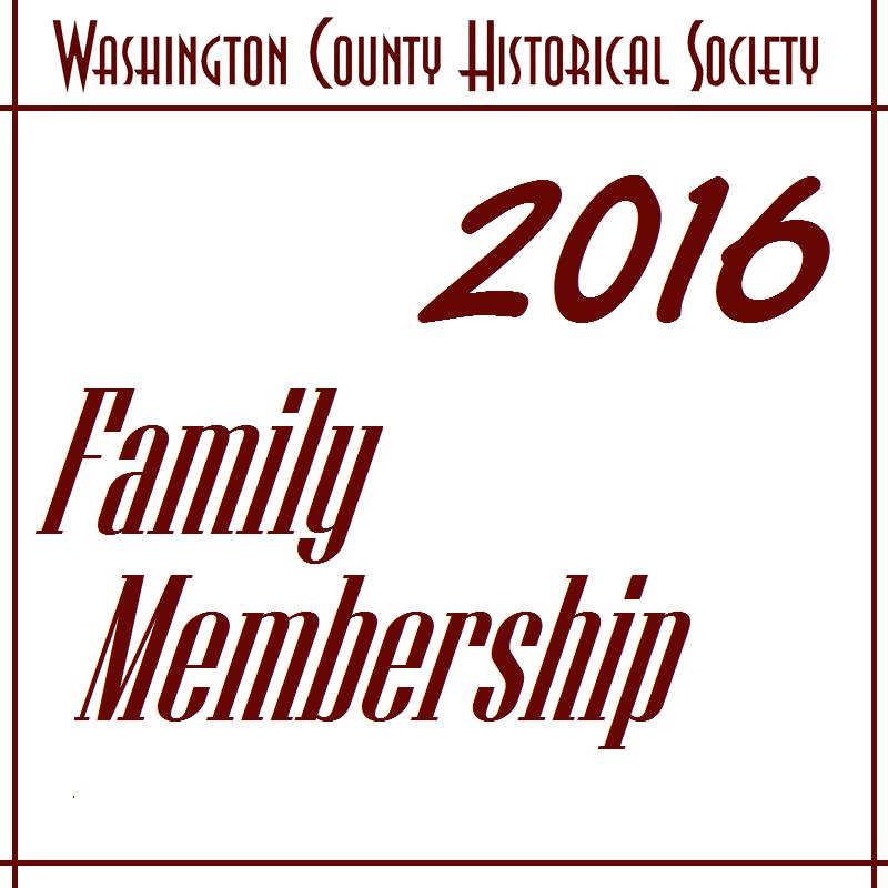 WCHS Family Membership - 2017