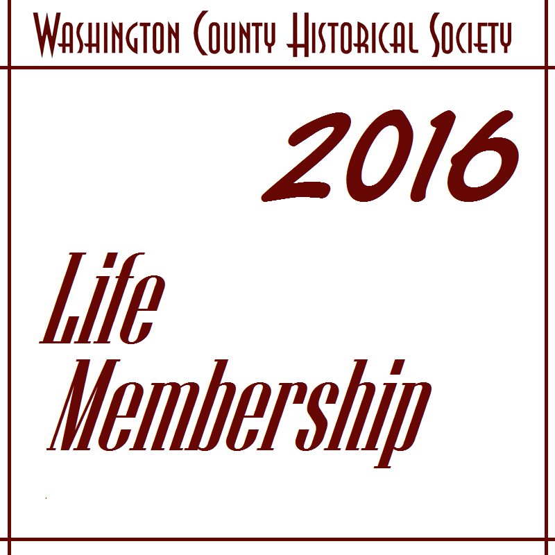 WCHS Life Membership