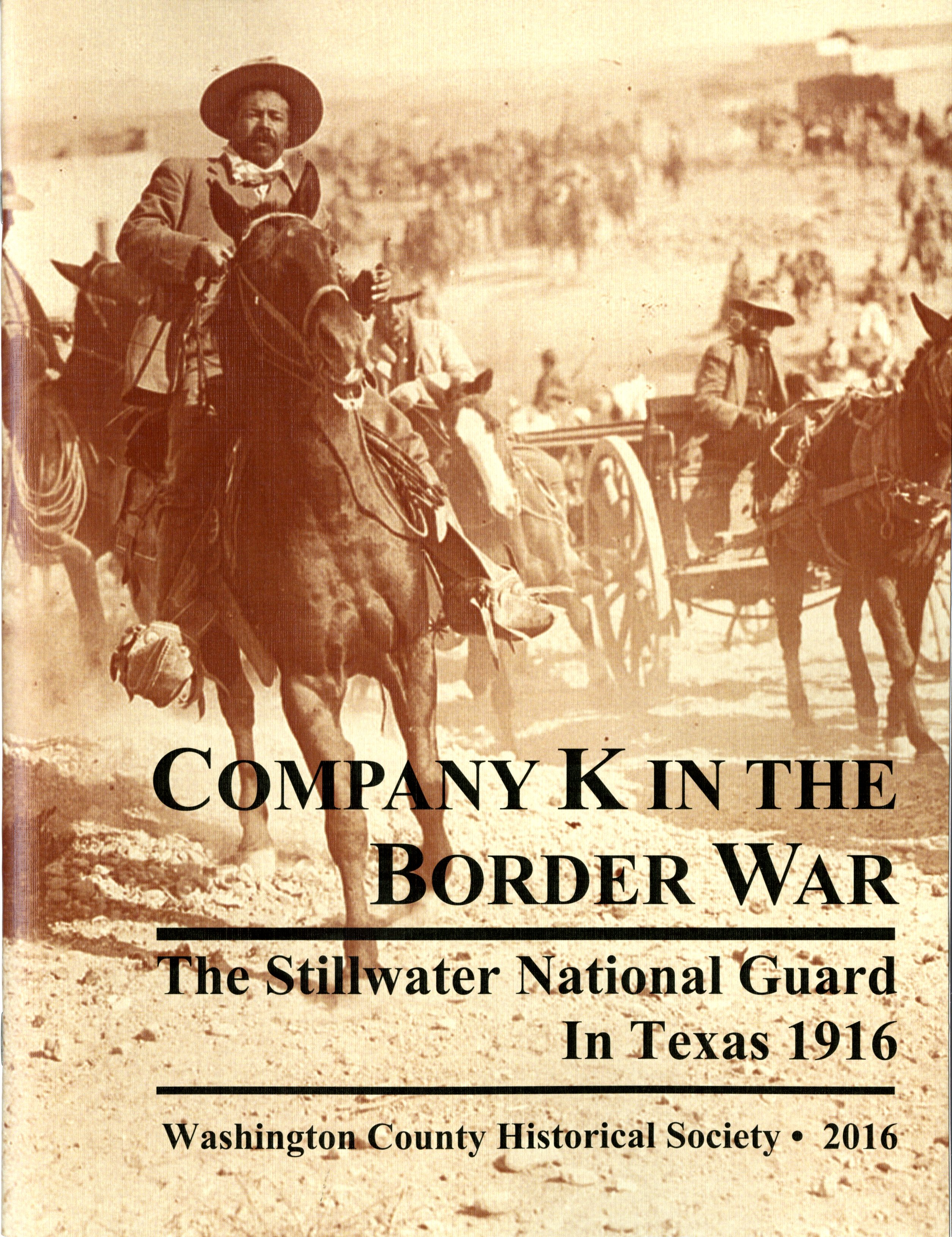Company K In the Border War