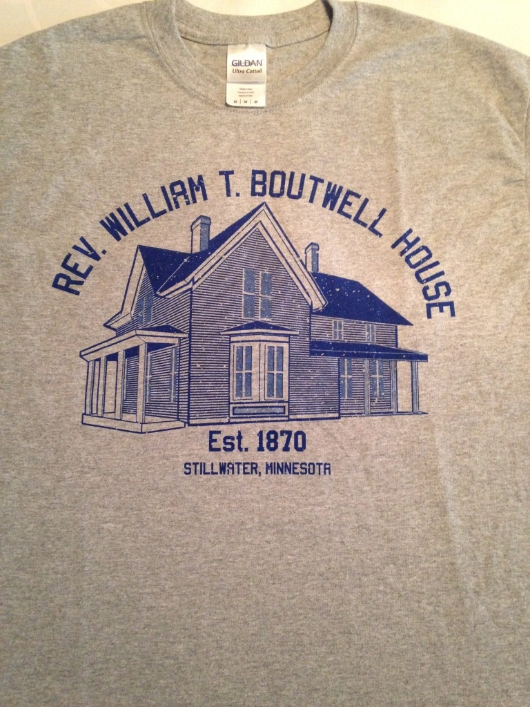 Boutwell House T-Shirt