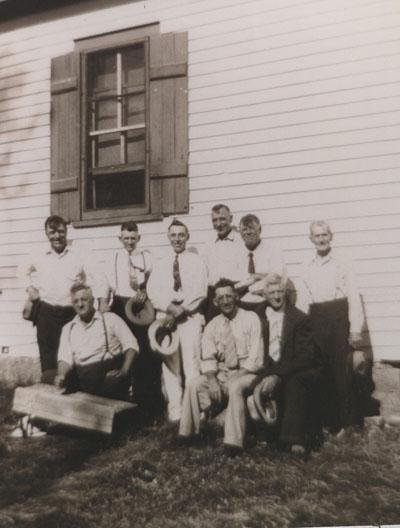 Dalrymple School in 1930