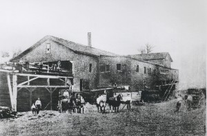 Dudley Mill at Point Douglas