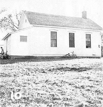 Greeder School in 1952