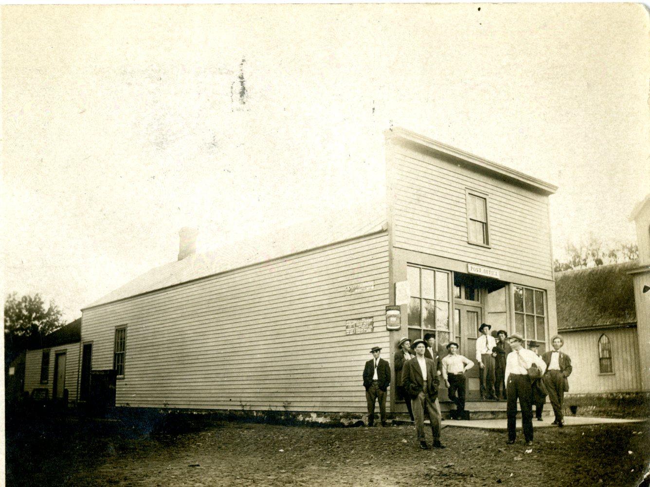 Lakeland - Sanderson General Store 1910