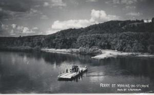 Marine Ferry ca. 1947