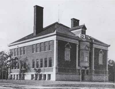 Nelson School circa 1900