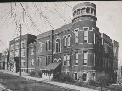 Stillwater High School in 1939.