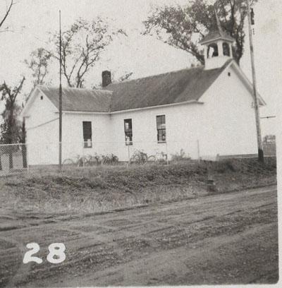 Schilling School in 1954.