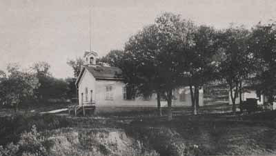 Schulenburg School in 1911.
