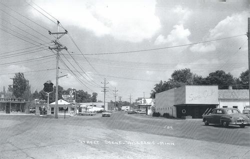 Willernie in 1959