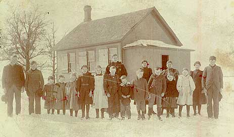 Curtis School and students