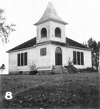Jackman School in circa 1952.