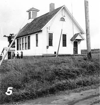 Kilty School in 1952.