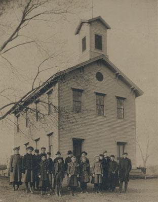Lakeland School building