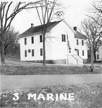 Marine School, 1952