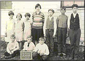 McKean School Students