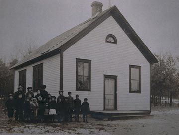 Welander School in 1915